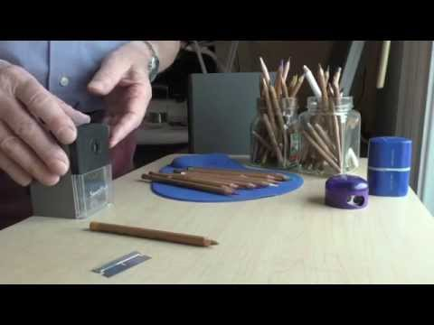 Swordfish 'Ikon' Desktop Manual Pencil Sharpener Review