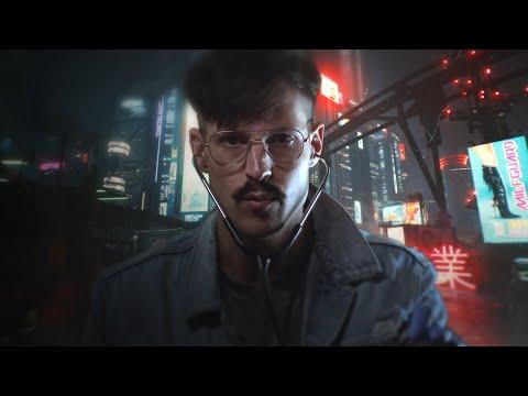 ASMR Cyberpunk But Real Life 👀 Futuristic Medical Procedure | Light Triggers | Soft Spoken