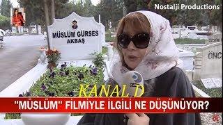 Muhterem Nur Müslüm Filmi ile İlgili Röportajı