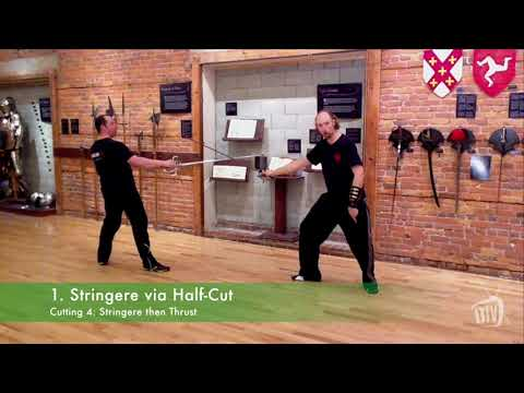 Stringere then Thrust - Rapier 4b