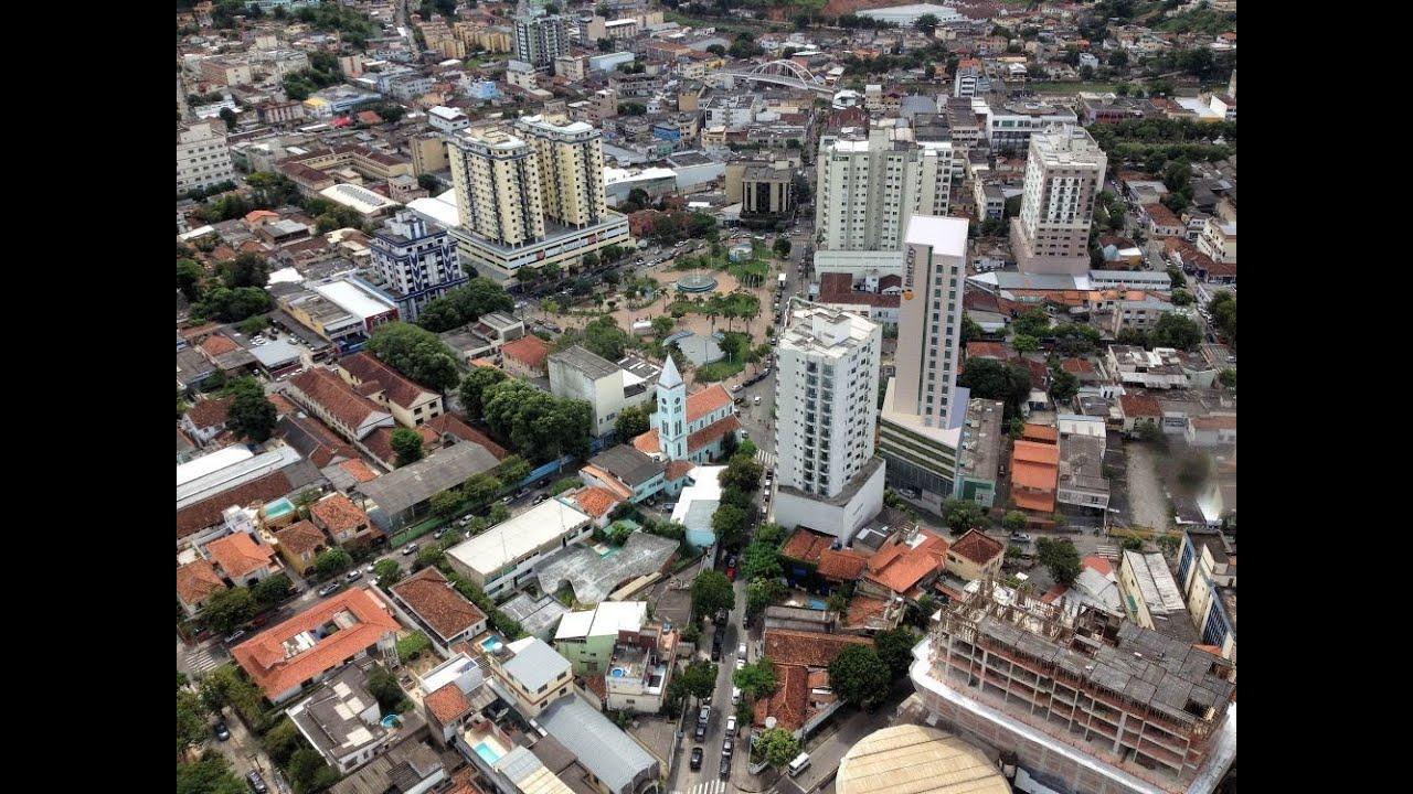 Sobrevoando A Cidade De Tr U00eas Rios Rj
