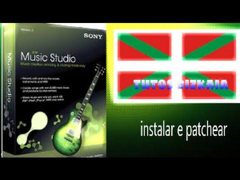acid pro music studio patch
