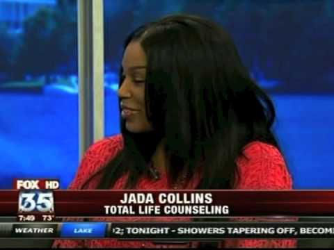 Orlando Child Teen Counselor on To Spank or Not | Therapist Jada Jackson Collins Fox 35