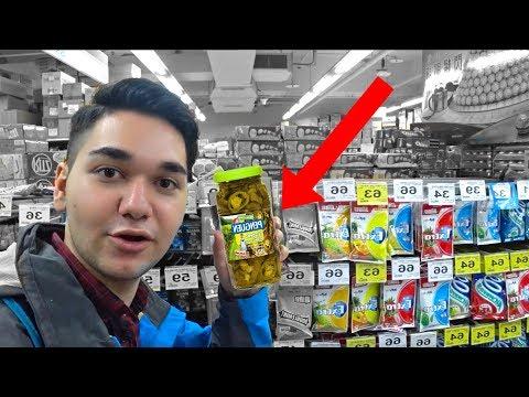 Tayvan'da TÜRK Ürünlerini Böyle Satıyorlar! (Raflar Boş!)
