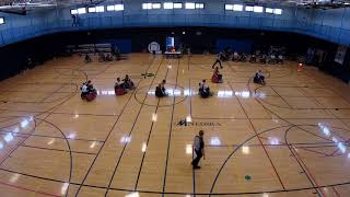 Detroit Wheel Chair Rugby Club vs Chicago Bears (2018) Game 1 Period 4