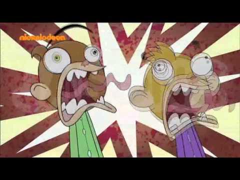 Rocket Monkeys Promo 2 [Nickelodeon Greece]