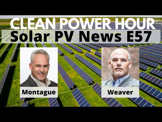 US Moves to Reduce Emissions by 45% | Corporates Gobbling Solar | Robotic Ships | CPH E57