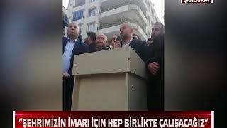 AK Parti Birecik Belediye Başkan Aday Adayı Eczacı Muharrem Atmaca