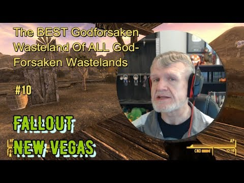 Fallout - New Vegas : The BEST Godforsaken Wasteland Of ALL Godforsaken Wastelands #10