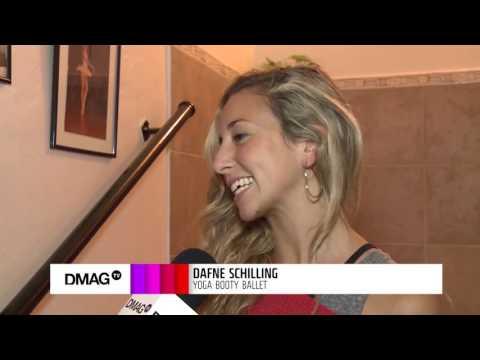 #DMAGtv - Yoga Booty Ballet