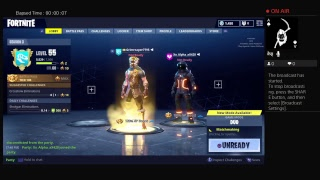 Fortnite-Battle Royal with Friends and random
