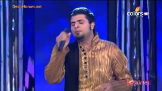 nabeel shaukat ali  sur kshetra show in dubai   chahoon ga main tujhe sanjh sawere  20th