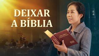 """Filme gospel lançamento 2018 """"Deixar a Bíblia"""" O mistério da Bíblia abriu (Trailer)"""