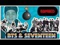 KOREAN SONGS IN ENGLISH BTS SEVENTEEN