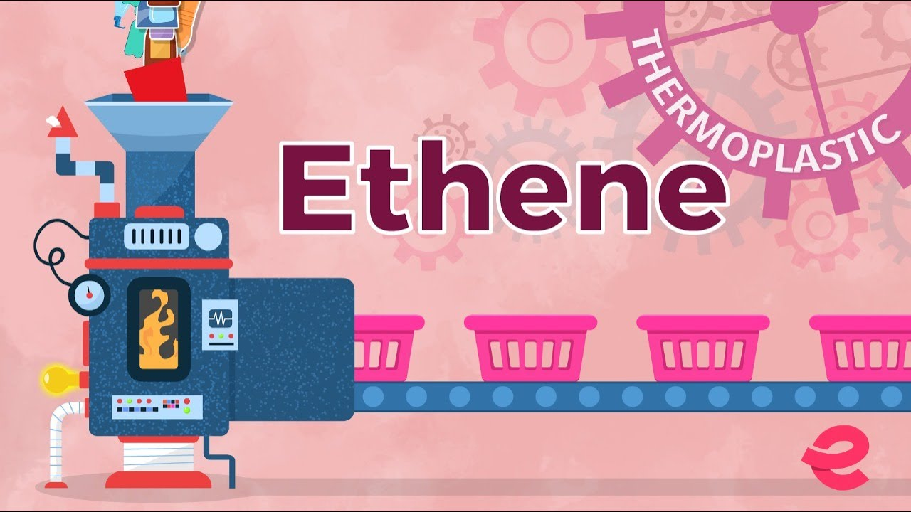 What is Ethene | How it make Polymer | Extraclass.com