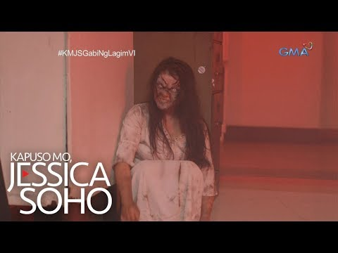 Kapuso Mo, Jessica Soho: Manila City Hall, a film by Rember Gelera | Gabi ng Lagim VI