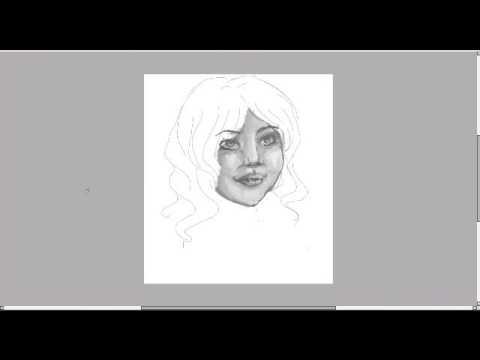 Zeichenkurs: Gesicht zeichnen (Teil6)