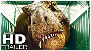 JURASSIC WORLD 2: REGNO DISTRUTTO Trailer Italiano (2018) streaming
