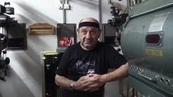 Roxy Kino Kitzingen - Interview mit Filmvorführer Peter Hagen