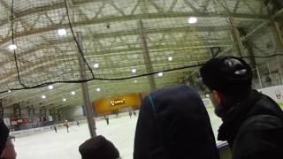 冬季アジア大会アイスホッケーキルギスvsクウェート