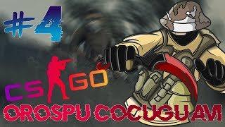 OROSPU ÇOCUGU AVI #4 (SANIRIM OROSPU ÇOCUGU AVLAYAMADIK) Cs:Go Overwatch Komik Anlar Montaj