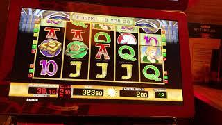 Im Casino darf man nicht rauchen _ Magic Mirror Deluxe und Eye of Horus 4 Euro Einsatz Frwispiele
