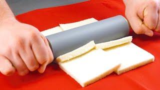 Попробуй Раскатать Хлеб Скалкой Так Это Модное Блюдо Будет Еще Вкуснее