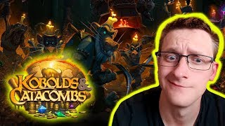 [Hearthstone] Kobolds & Catacombs Card Review (Part 3)