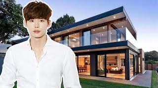 Как живет Ли Чон Сок Lee Jong Suk и сколько он зарабатывает