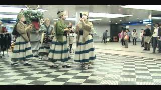 SPAC-静岡県舞台芸術センター 2011年5月28日静岡駅北口地下広場イベン...