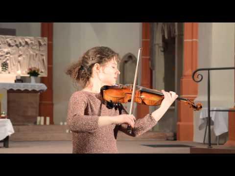 Moon River (cover) Caroline Adomeit, violin