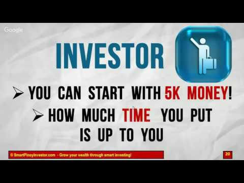 Easy Investing in Philippine Stock Market: Tips Tricks & Traps for Beginner Investors