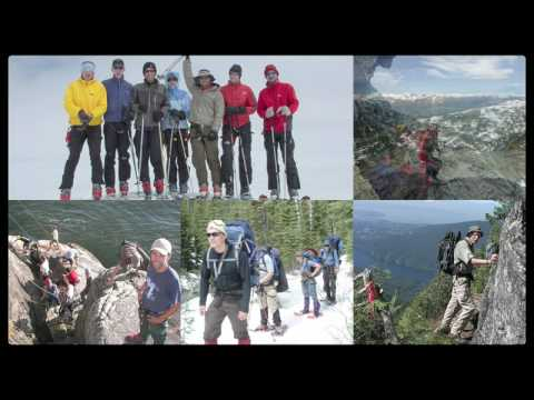 Introduction to the Vancouver Section of the Alpine Club of Canada