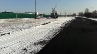 Дорога в Спасско-Михайловке ч.2