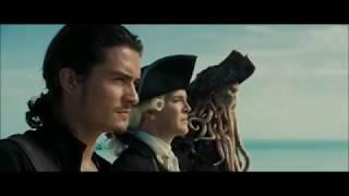 Клип по Пиратам Карибского моря 3