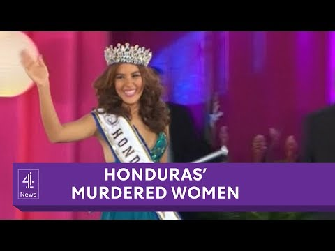 Inside Honduras: Where women are murdered for $60