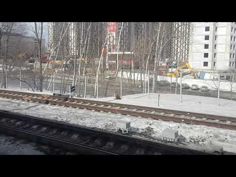 СВХ от МЦК Владыкино до МЦК Окружная 09.03