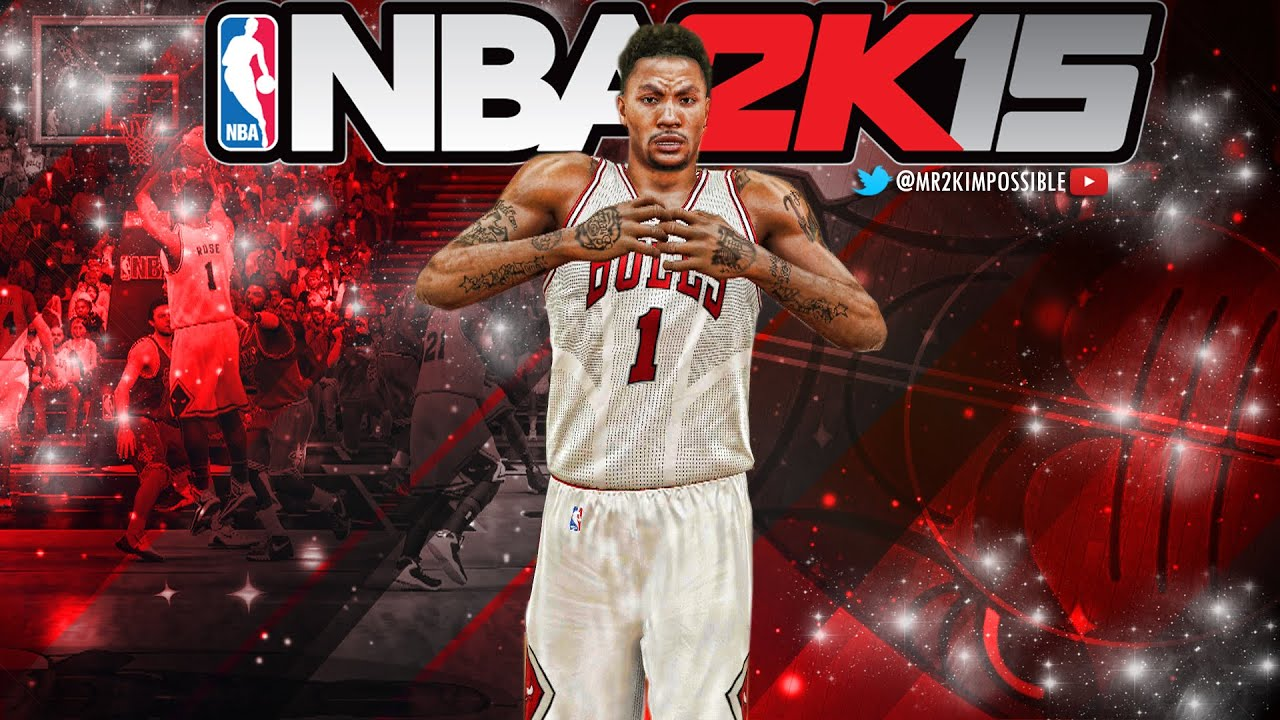 NBA 2K15 - Derrick Rose Game Winner - 346.4KB
