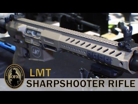 LMT Sharpshooter Rifle