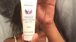 Facial hair/ Hirsuitism/ PCOS: how I apply Vaniqa cream