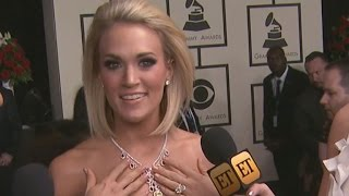 Carrie Underwood Gushes Over Romantic Valentine's Gift From Hubby Mike Fisher