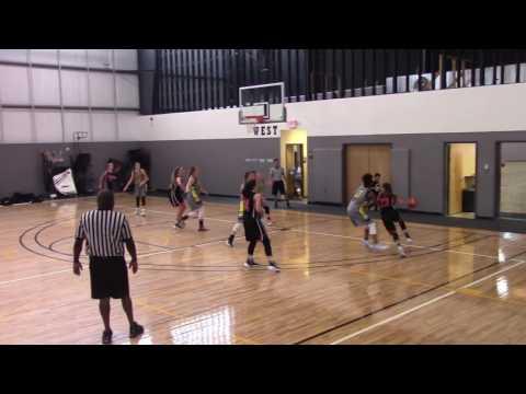 Kristen Warriors 2019 T5 G3 vs San Angelo Fusion