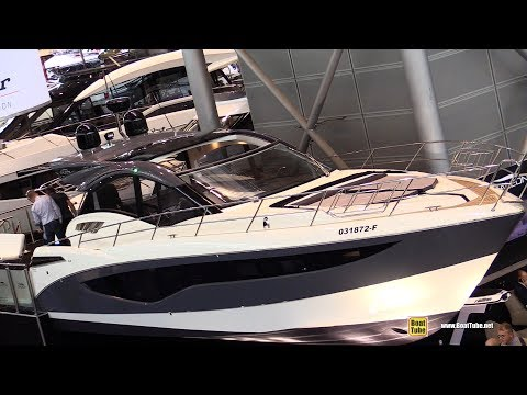 2018 Galeon 445 HTS Motor Yacht - Walkaround - 2018 Boot Dusseldorf Boat Show