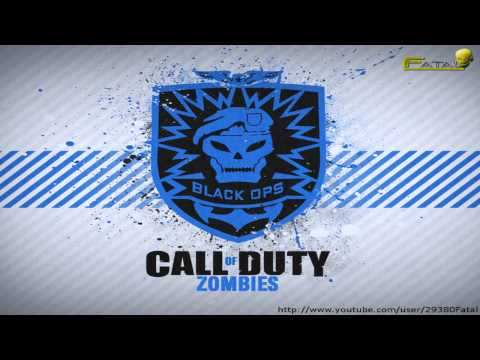 MUSIQUE ZOMBIE | CALL OF THE DEAD ► BO1