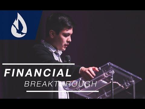 Receiving Financial Breakthrough