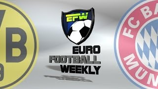 Borussia Dortmund vs Bayern Munich 23.11.13 | Bundesliga Football Match Preview 2013