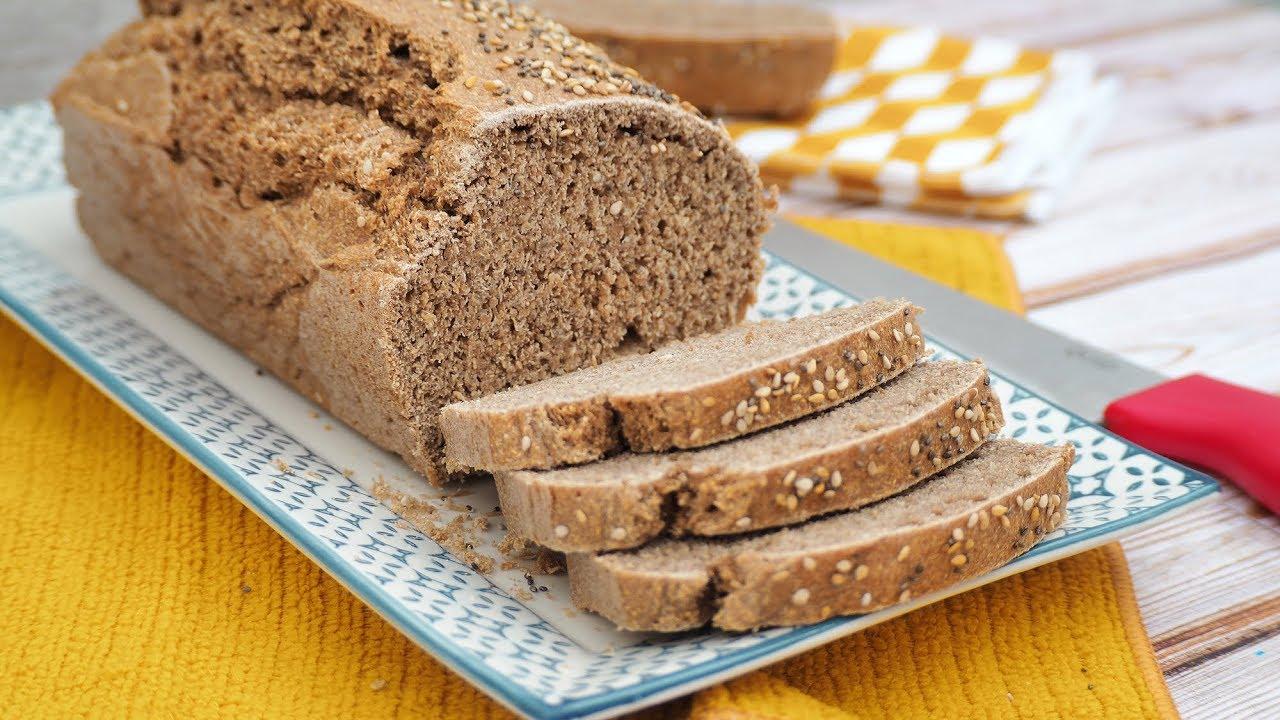 como hacer pan de espelta casero