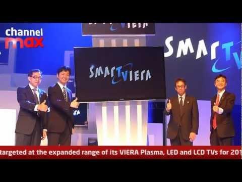 Panasonic's new VIERA TVs and Eco ideas