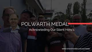 Richard Riordan MP Member For Polwarth Calling For Polwarth Medal Nominations for 2020.