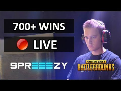 Day 163 | 🏆 [ENG] PUBG Blue Blood Mode | 500+ Solo Wins | Eye Tracker Giveaway!